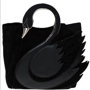 LIMITED EDITION KATE SPADE ON POINTE SWAN TOTE!